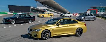 <b>M Power</b>: A Timeline of <b>BMW M</b> Cars