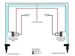 power door lock actuator wiring diagram images viper door power door lock wiring diagram likewise car parts and