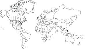 Pin By O On Mapping Map World Map Blank World Map World Map Art