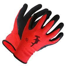 Details About Hammerhead Tuff Grab Dentex Gloves W Nitrile Palm