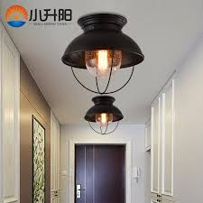 Nordic lighting Scandinavian Get Quotations American Ceiling Lights Aisle Lights Corridor Balcony Porch Lights Nordic Creative Personality Retro Industrial Wind Lighting Optampro China Nordic Lights China Nordic Lights Shopping Guide At Alibabacom