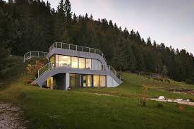 idea house plans built into a hill and house built into hillside 95 floor plans house