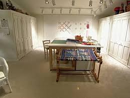 Quilting Room Ideas and Designs Video | HGTV &  Adamdwight.com