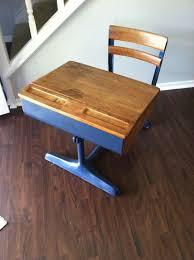 old school desk makeover