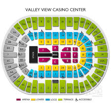 Valley View Casino San Diego Map Best Slots