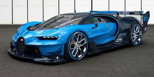 With a 288mph top speed, how the £1.5m Bugatti Chiron will ...