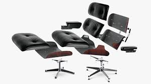 eames chair leather. Since The Lounge Chair First Went Into Production, Average Human Height Has Increased Worldwide By Nearly 10 Cm. In Close Coordination With Eames Office Leather