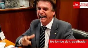 Resultado de imagem para Bolsonaro quer por FIM na  estabilidade dos servidores públicos