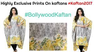 Bollywood Style Designer Wear Kaftan Latest Kaftan Collection
