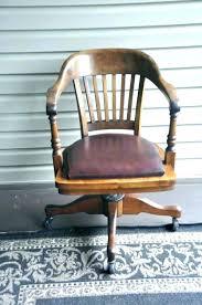 antique office chair parts. Wood Chair Parts Oak Swivel Desk Mission Antique Walnut Medium Size Of Office Vintage .
