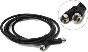 <b>Кабель антенный Telecom</b> (TAN9520-2м) ТВ FM--)FM, 2м купить ...