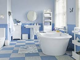 architecture elegant blue bathroom tile idea awesome bloombety white small image indium sticker uk paint texture
