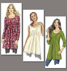 Tunic Top Patterns Beauteous Amazon Vogue Patterns V48 Misses' Top And Tunic All Sizes
