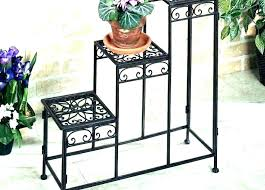 tall outdoor plant stand planter pot stands metal plant indoor outdoor stand home depot iron black tall outdoor plant stand