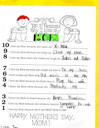 best holidays mother s day images gifts diy cute idea for mother s day 10 reasons i love my mom not a printable but can use the idea
