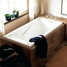 bathtubs evolution inch by deep soak bathtub white 60 x 32