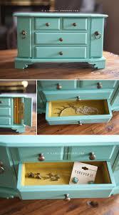 jewelry box diy repurpose
