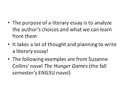 literary essays thesis development engu theme practice which of  the purpose of a literary essay is to analyze the author s choices and what we can