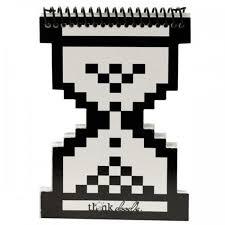 Bulk Buys Kl21160 5 X 7 In Iconz Hourglass Shape Spiral