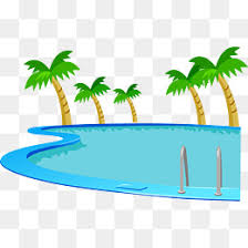 swimming pool vector. Vector Painted Swimming Pool, Vector, Hand Painted, Pool PNG And E