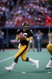 1985 Pittsburgh The Football Of Mark Steelers Malone Pittsburgh Quarterback Steelers dfccccadbffccc History Of The Chicago Bears