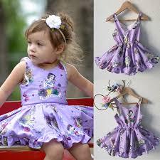 PUDCOCO Newest Hot USA Toddler Kids <b>Baby Girls Dress Snow</b> ...