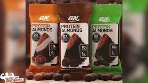 protein almonds by optimum nutrition review 2018