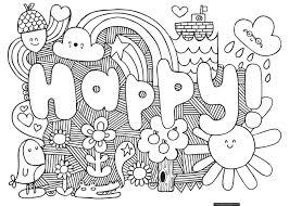 fun coloring pages printable save fun coloring pages printable best promising things to color for kids