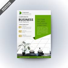 Business Flyer Template Download Thousands Of Free Vectors
