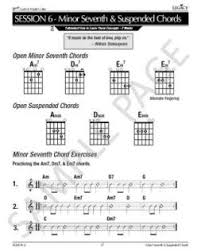 Easy Guitar Chords For Beginners Guitar Lessons Page 4
