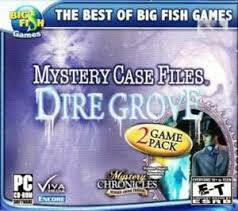 The hidden object genre is deceptively simple and—for the thousands of people buying them on steam—ironclad. Mystery Case Files Dire Grove Murder Among Friends Pc Cd Hidden Object Games Ebay