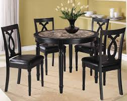 impressive black wood dining table and chairs black dining table sets dfs dining room chairs decor