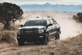 Official: GMC Sierra All Terrain X - Motorward   Cars, trucks, mud ...
