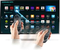 samsung smart tv remote 2014. useful video control keys also help you watch movies, tv and other content you\u0027ve downloaded or streamed on demand. samsung apps samsung smart tv remote 2014 s