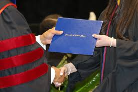 Diplomas   University of Detroit Mercy
