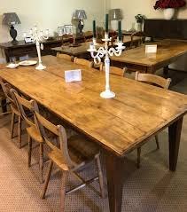 pale antique dining table at antique tables west sus uk