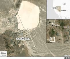Area 51 Storming Of Secretive Nevada Base To See Aliens