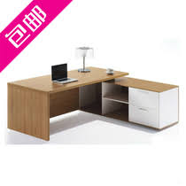 factory direct sale modern minimalist fashion taipan boss table competent executive desk table office computer desk boss tableoffice deskexecutive deskmanager