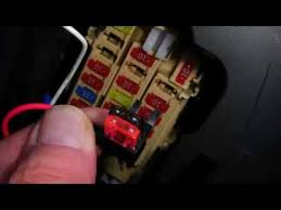 nissan juke fuse box drl kit wiring youtube how to wire a car fuse box at Wiring Into Fuse Box Car
