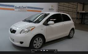 2007 Toyota Yaris Liftback Start Up, Exhaust, and In Depth Tour ...