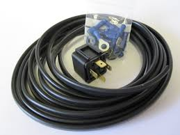 mud defender heated mirror kit the mud defender heated mirror elements are supplied a fitting kit that consists of 4m of twin core wire assorted terminals and a relay