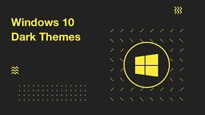 Windows Fall Theme 10 Windows 10 Dark Themes Ultimate Dark Edition Themes 2019