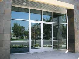 commercial front doors for the beauty of exterior glass door commercial glass entry doors with