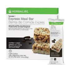 formula 1 express meal bar cookies n cream