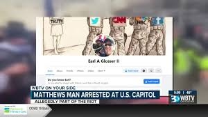 Matthews man arrested storming US Capitol. 'I'm sure he would do ...