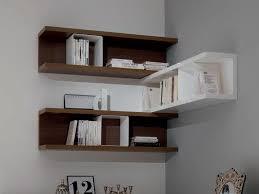 wall shelves corner shelf design