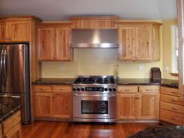 Hickory Kitchen Cabinet Plywood Embasemais