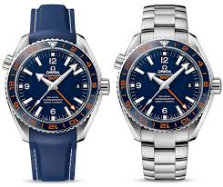 Omega Seamaster Planet Ocean GMT replica