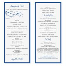 Wedding Program Templates Free Word Free Microsoft Word Wedding Program Templates Microsoft Wedding