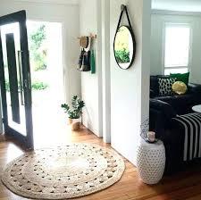 round jute rug entry design ideas by round jute rug 6 x 9 braided jute rug round jute rug